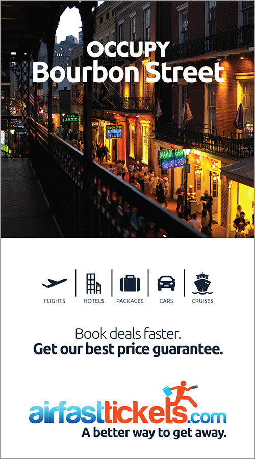 AirFastTickets outdoor ad 2
