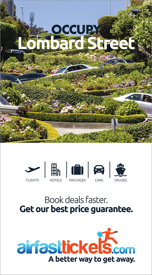 AirFastTickets outdoor ad 4